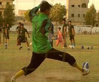 Mujahid Football Ground, karachi